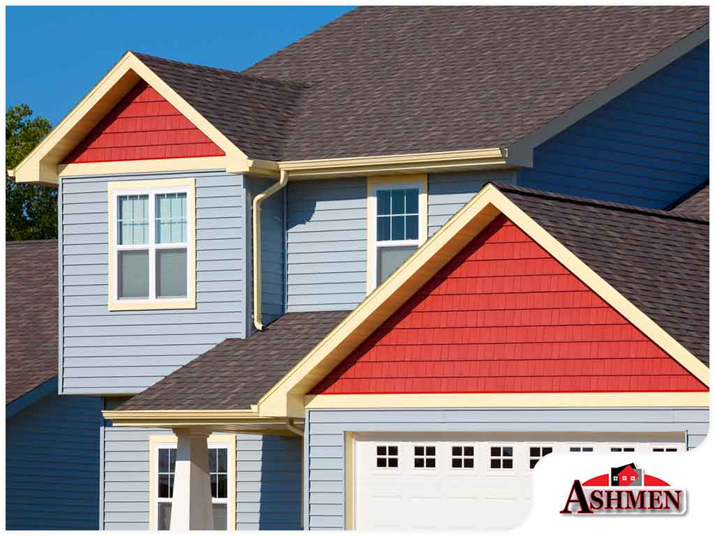 4 Tips On Choosing Your Roof And Siding Color Palette Ashmen Installations Inc